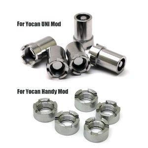100% Yocan UNI Handy 510 Магнитный Разъем Кольца Для Yocan UNI Мод Handy Box Аккумулятор