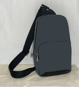 Preto DA.GRAP manta. AVENUE SLING BAG N41719 ou saco de algodão, o Cliente Designar Produtos