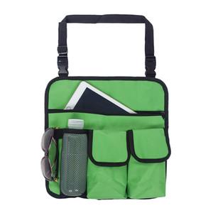 1pc Speicher Messenger Bag 13x12.5inches Außen Beach Chair Taschen Getränke Lebensmittel Mode Oxford Cloth Taschen