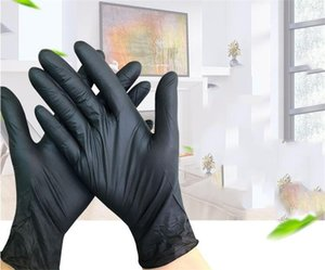 20Pcs Pack Nitrile Mma Gloves For ren Multipurpose Work Glove Protective Non-Slip Painting Cleaning Fy4033