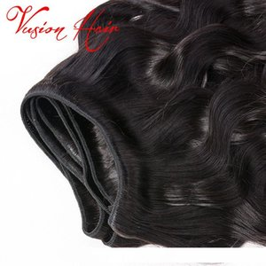 Brazilian Body Wave Braiding Hair Bundles One Pcs Lot Natural Black Cheap Brazilian Hair Unprocessed Brazilian Virgin Hair Extension