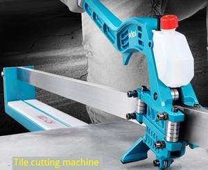 Laser infrarouge Tile Machine de découpage 800mm / 1000mm / 1200mm Tiles Pousser Couteau haut manuel de précision Mur Sol Tile Cutter 6-15mm