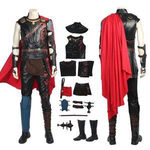 Thor Costume Thor: Ragnarok   Thor 3 Cosplay Man Halloween Full Set