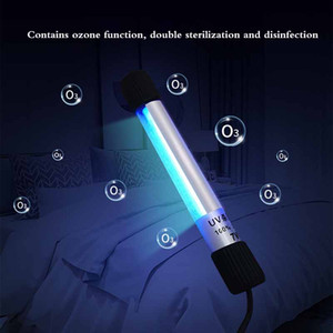 المحمولة UV-C الأشعة فوق البنفسجية معقم مصباح يدوي تعقيم رود المنزلية للأشعة فوق البنفسجية تطهير عصا المطهر فوق البنفسجية Disinfecto