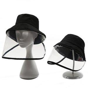 قبعة الشمس وقف حماية قطرات خوذة تحطم البوليستر القطن انفصال النساء قبعات للأطفال في الهواء الطلق