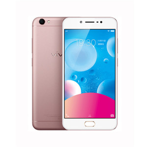 Original Vivo Y67 4G LTE Cell Phone MTK6750 Octa Core 4GB RAM 32GB ROM Android 5.5 inch 16.0MP OTG 3000mAh Fingerprint ID Smart Mobile Phone