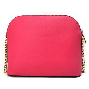 NUEVO diseño de moda francesa bolsa transparente cuadrados Amp; Elegante bolsa de hombro Crossbody Ancho 18 cm Altura 11 cm de espesor 7Cm # 495