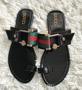 La nouvelle sandales marque conçoit des hommes et des femmes, été pantoufles toboggan plage et femmes fleurs en cuir imprimé 35-42