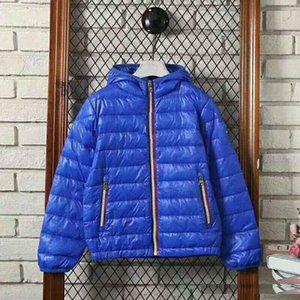 marchio di qualità superiore per bambini Down Jacket spessi lunghi Boy Cappotto 90% piuma d'oca per bambini Giacche invernali per i bambini Outerwear