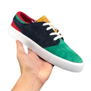 2019 Zapato janoski RM Pisos deportivo de la vendimia gris Triple Negro Trigo Gimnasio Rojo SB Blazer hombre zoom entrenadores para mujer de los zapatos corrientes del monopatín