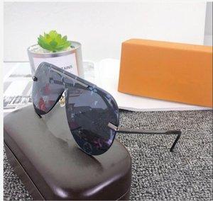 WHot Selling Buffalo Horn Glasses Fashion Men Sport Eyeglasses Decor Rimless Alloy Frame Buffalo Wood Legs Men Sunglasses lunettes de soleil