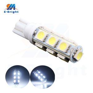 30 шт / много T10 W5W 18 SMD LED Wedge лампы салона Instrument Reading двери Лампы габаритные огни 12V DC