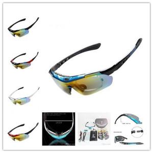 Moda Açık UV400 Binme Bisiklet Güneş gözlüğü Erkekler Kadınlar Windproof Gözlük Dağ Sporları Bisiklet Bisiklet Gözlük Gözlük Gözlük Running