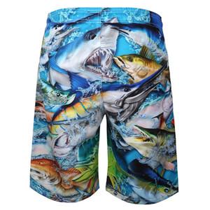 2019 mens shorts décontractés de grande taille, pantalons de plage supplémentaires, pantalons de plage à séchage rapide pour hommes, Five Points, pantalons de bain, boutiques de shopping en ligne