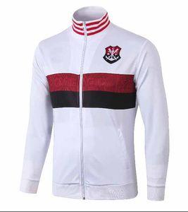 Top quality 19 20 flamenco GUERRERO jacket Soccer training jacket set 2019 2020 flamenco football jacket training suit white S-2XL