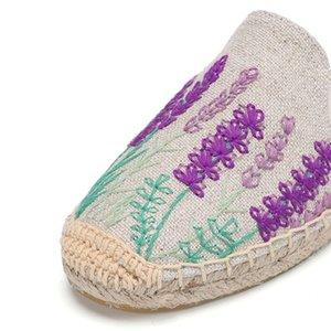 tienda soludos Espadrilles Pantoffeln für Frauen nette Schuhe zapatos mujer pantuflas de flauschige Katze Frauenrutschen