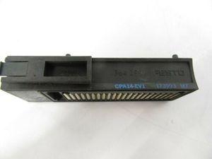 CPA14-EV1 173993 M7 Festo Electronical Manifold Module For Valve (New No Box)
