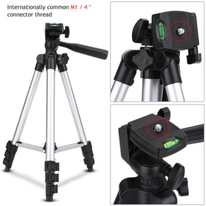 3110 Штатив Регулируемый портативный Scalable Pan Head Штатив кронштейн держатель для камеры DSLR Видеокамеры для смартфонов