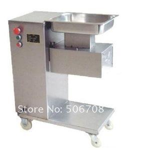 Kostenloser Versand Insgesamt 5 Einheiten QE Modell Fleisch Slicer Hähnchenbrust Cutter 500 kg pro Stunde Restaurant Fleischschneidemaschine