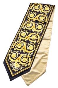 Diseñador de Jacquard barroco europeo Medusa Mantel Terciopelo Camino de mesa de lujo Interior del hotel Decoración creativa Ropa de cama de alta calidad