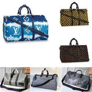 8 style for 2020 Duffle bag travel Bags Women bag geninue Leather Handbags keepall Shoulder Bags L & V handbag totes Keepall