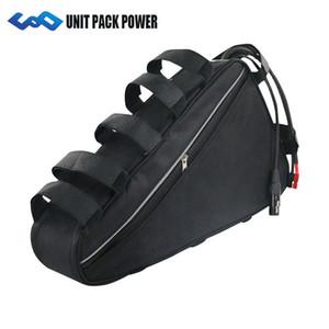 EU EUA Nenhum Imposto Super poder 60 v 20ah bateria triângulo bateria de lítio 60 v para 1200 W ebike / scooter / moto
