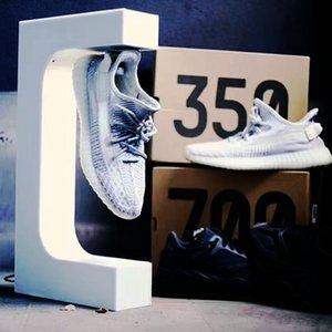 متجر عرض حذاء حذاء رياضة حامل المغناطيسي gedgets الدورية المنزلية عينة عرض الرف موقف يحمل 600G الوزن الارتفاع