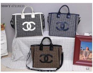 Damen Business Casual-Stadtstreicherin Handtaschen Freies Verschiffen! Mode mit einer Kupplung tote Frauentasche