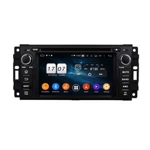 Android 9.0 PX5 8-Core 4G RAM Auto-DVD-Radio GPS Navi für Jeep Compass Wrangler Journey 2006-2010
