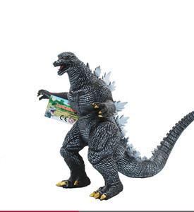 Children's toys simulation Godzilla anime toys hand-made model dinosaur monster model toys