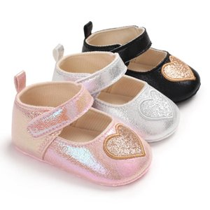 Hot Fashion Newborn Babies Girls Shoes First Walkers Toddler Kid Crib Casual Shoes Prewalker 0-18 Months Anti-Slip Sneaker