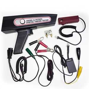 Digital Diesel & Petrol Engine Ignition Xenon Timing Light Engine Analyzer DA-3100D (Advance,Tachometer,Voltmeter,Dwell Angle Measuremen)