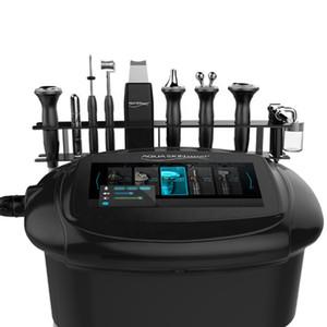 9 en 1 soin machine à ultrasons Accueil Utilisé Oxygen Jet rf Raffermissement Beauté Équipement Salon
