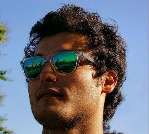 frogskin Mix Sport-Sonnenbrille Oval polarisierten Sonnenbrillen für Frauen der Männer Fashion Trend Brillen Driving Angeln Bergsteigen Lauf