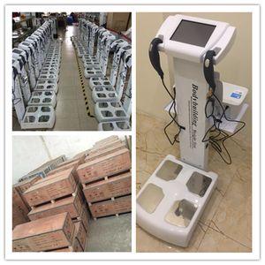 المهنية جسم الإنسان تحليل العناصر للحصول على صحة الجسم المسح الضوئي محلل Inbody الدهون آلة اختبار عمودي الجسم تركيب معدات تحليل