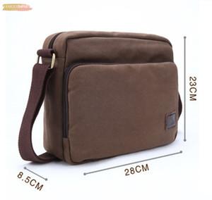 Mens Casual Canvas Bag Men Messenger Bag Man Business Corssbody Bag For Men Shoulder Small Sling School Mens Bolsos