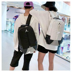 Designer Casual unisexe Femmes Hommes épaules Mode Sac à dos épaules Paquet Cartable Tissu Oxford 4 Couleurs style simple B104243Z