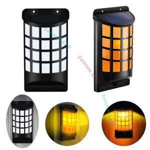 LED fire bulb fashion night lamp Solar Lights Outdoor Waterproof Dancing Flickering Flames Landscape Decoration Lighting