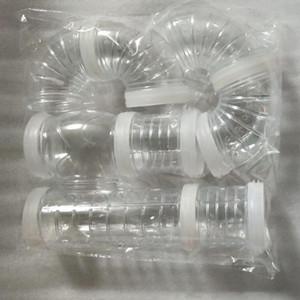 햄스터 스포츠 작은 동물 공급을 위해 외부 연결 터널 트랙 튜브 장난감