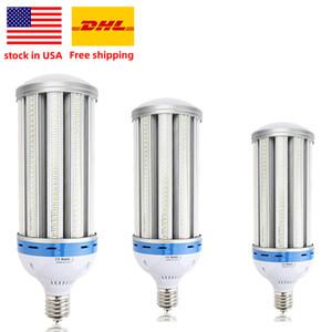 E40 80w 100w 120wLED Maíz 288 de luz SMD5730 llevó la lámpara bulbo del maíz Caliente la iluminación de alta potencia / blanco frío AC85-265V mayorista