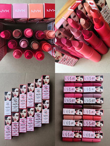 The hottest selling product!! 2018 Brand new makeup brand matte lipstick 12 color lipstick set durable 12PCS   set free shipping.