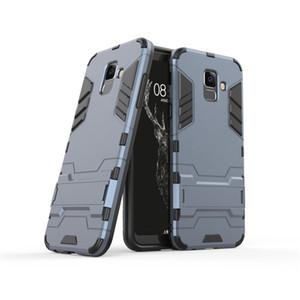 Luxus rüstung telefon case für samsung galaxy a3 a5 a7 2016 stoßfeste abdeckung für samsung a8 plus 2018 j5 j7 2017 case abdeckung