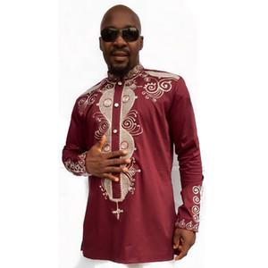 Африканская мужская одежда roupa africana dashiki mens Африканские африканские рубашки для мужчин Нигерийские традиционные черты одежды