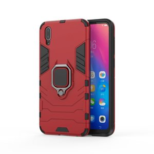 Personalized integrated ring anti falling mobile phone case for VIVO S6 Z6 IQOO3 X30 X30- Pro S5 U3 NEX3 V17- PRO Z5X