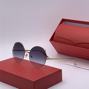 Yeni Marka Moda Lüks Tasarımcı Kadınlar Vintage Retro Erkekler Sunglass Üst Kalite Gözlük Kare Kadınlar Lüks Tasarımcı Güneş Gözlüğü 0149