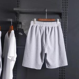 Calções de verão dos homens Calças Calças Calças Calça de Basquete Impressão de Moda Corte Shorts Soltos Homens Luxo Sweatpants Summer Sport