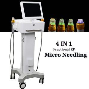 High Tech Fractional Rf Microneedle Hautverjüngung Thermage Maschine Micro Needling Anti-Falten-Thermal-Hautstraffungsgerät