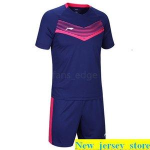 최고 사용자 정의 축구 유니폼 무료 배송 저렴한 도매 할인 임의의 수의 사용자 정의 축구 셔츠 사이즈 S-XL 160 모든 이름
