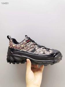 Новые мужские дизайнерские туфли холста Chaussures роскошного Monogram Печать E-холст Артур кроссовки белого верха качество популярной мода женской обувь