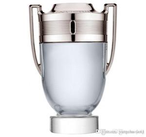 perfume Invictus por Rabanne EDT Colonia para Hombres perfume 100ml Rabanne Invictus perfume duradero tiempo fragancia buen olor